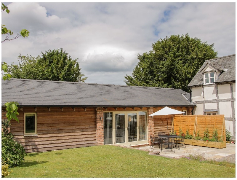 Daffodil Lodge a holiday cottage rental for 4 in Leominster,