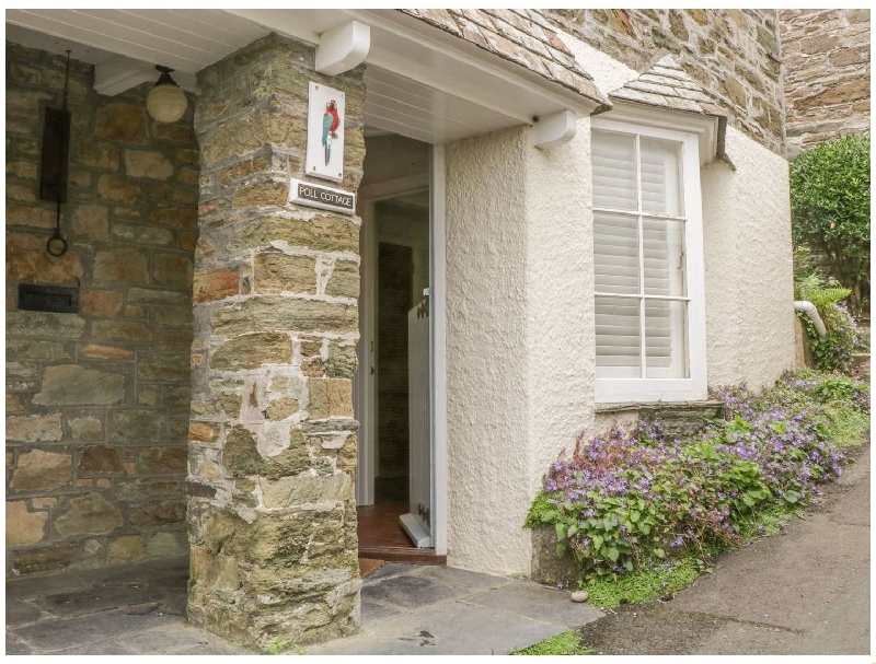 Poll Cottage a holiday cottage rental for 6 in Salcombe,