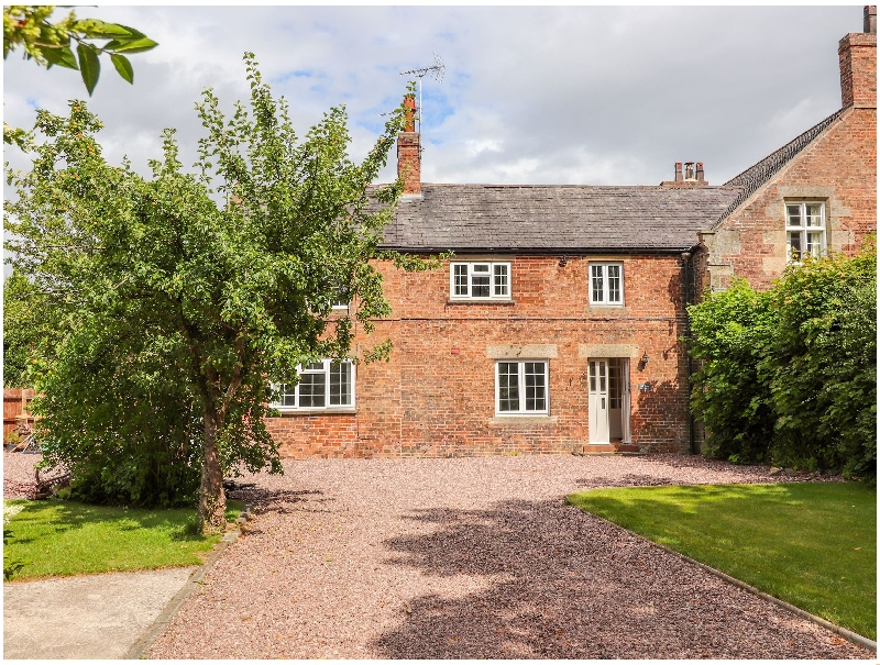 Well House Farm Flat 2 a holiday cottage rental for 4 in Bretton,