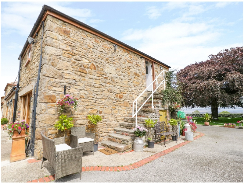 Pentre Uchaf a holiday cottage rental for 2 in Holywell,