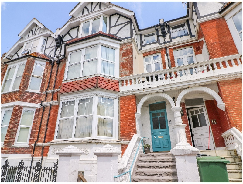 On the Park a holiday cottage rental for 4 in Bexhill-On-Sea,