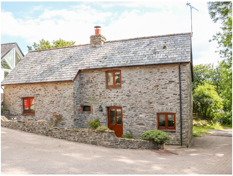 Great Bradley Cottage a holiday cottage rental for 4 in Withypool,