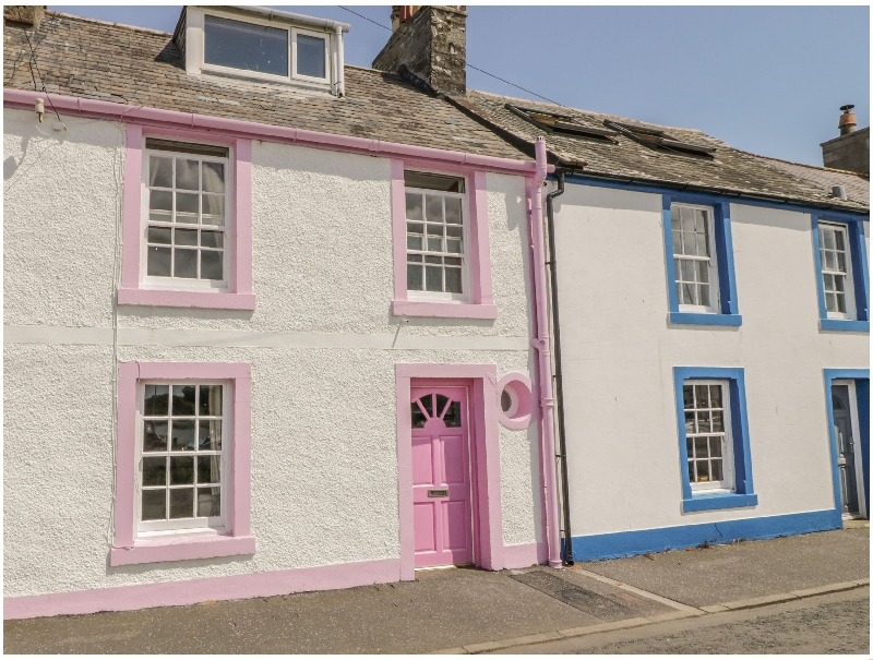 Image of The Pink House