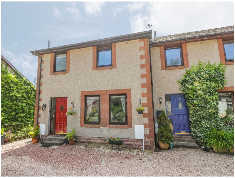 Braeside a holiday cottage rental for 5 in Aberfoyle,