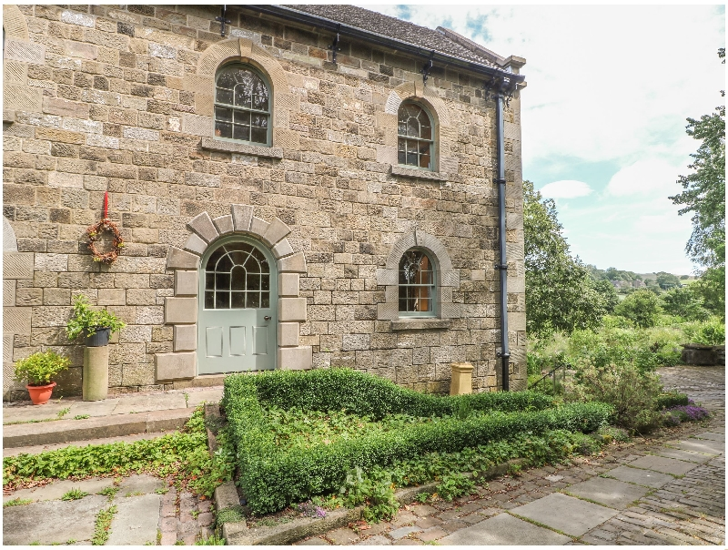 Elmwood a holiday cottage rental for 2 in Longnor,