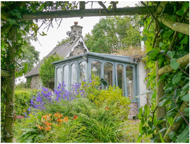 Madryn Lodge a holiday cottage rental for 4 in Pwllheli,