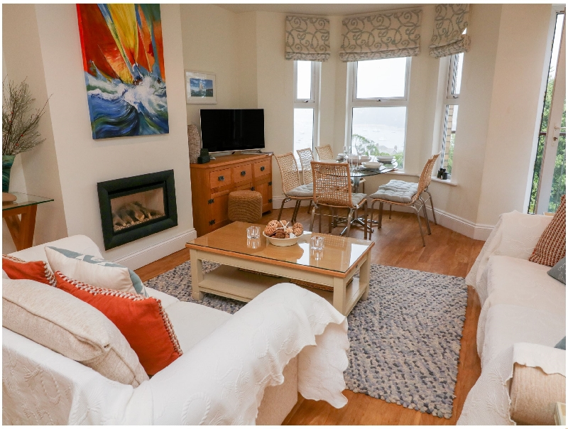 1D Harbour View a holiday cottage rental for 6 in Salcombe,