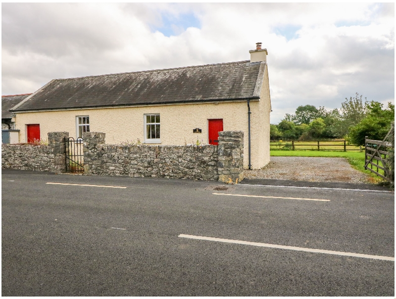 Courthouse a holiday cottage rental for 2 in Lorrha,