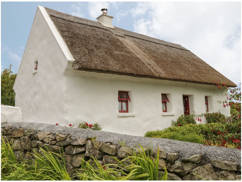 Image of Spiddal Thatch Cottage