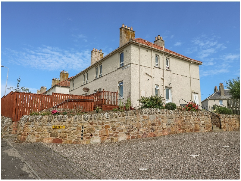 1 Lamont Terrace a holiday cottage rental for 4 in Crail,
