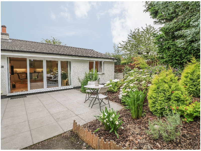 Hazel Cottage a holiday cottage rental for 2 in Belper,