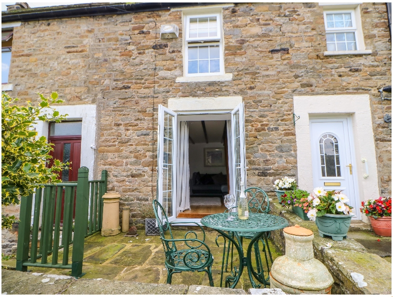 2 West Haswicks a holiday cottage rental for 3 in Westgate,