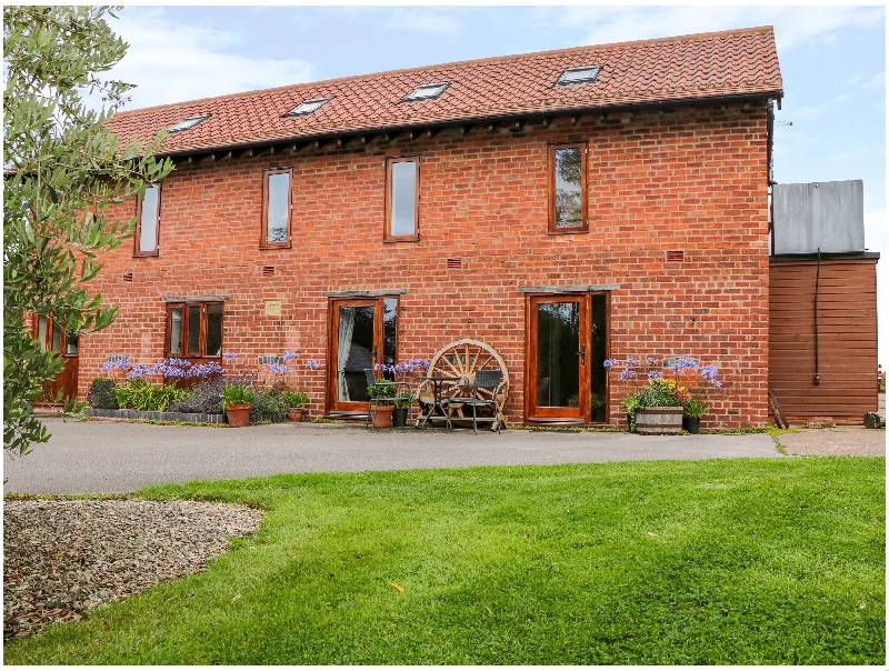 The Granary a holiday cottage rental for 2 in Askham,