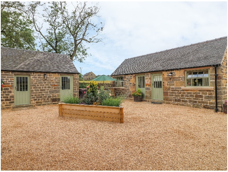 Calf Shed a holiday cottage rental for 2 in Longnor,