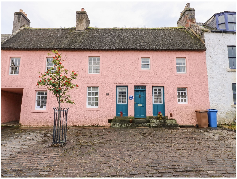 Shortbread Cottage a holiday cottage rental for 2 in Newburgh,