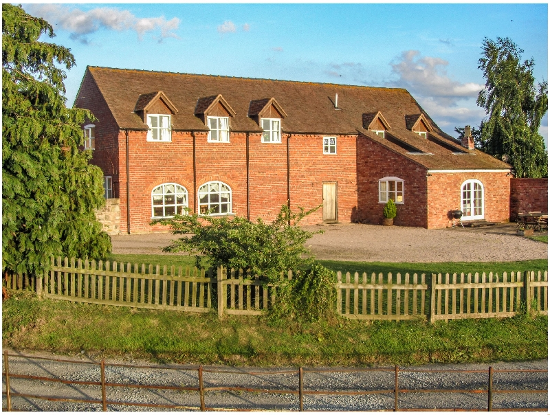 Hunters Moon a holiday cottage rental for 14 in Tenbury Wells,