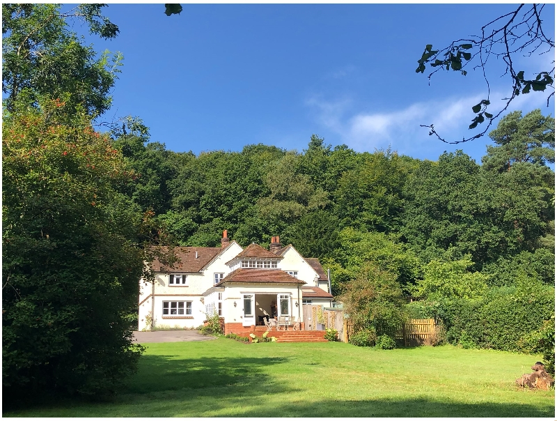 Image of Woodhill Cottage