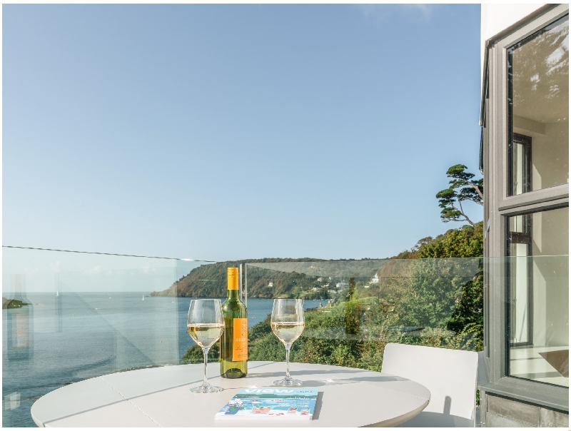 The Loft a holiday cottage rental for 4 in Salcombe,