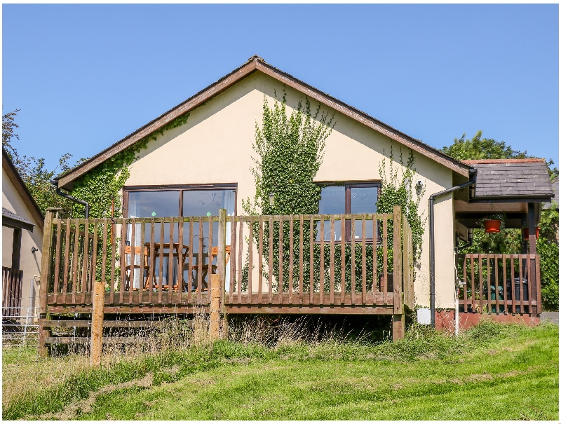 Wagtail a holiday cottage rental for 2 in Ashwater,