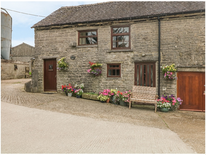 Stable Barn a holiday cottage rental for 4 in Wetton,
