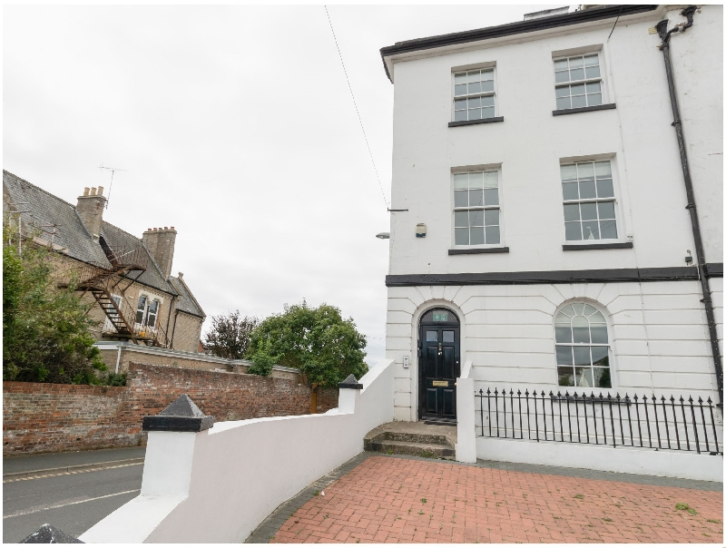 Sea Salt a holiday cottage rental for 2 in Weymouth,