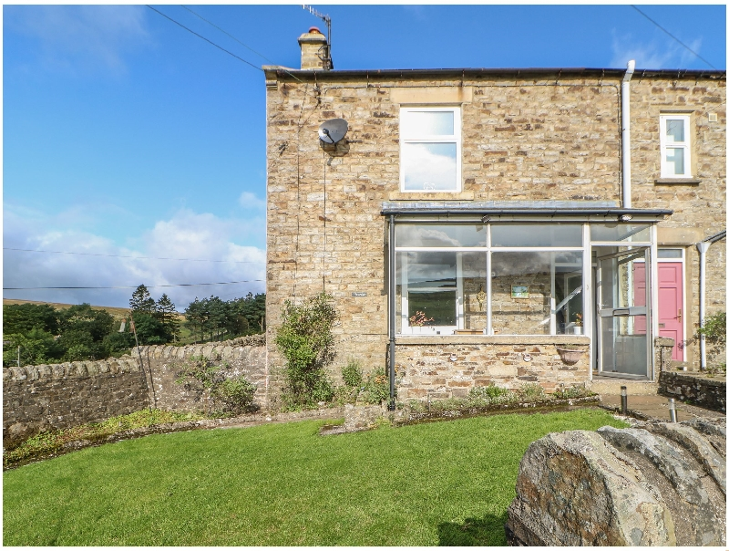 1 Braeside a holiday cottage rental for 4 in Wearhead,