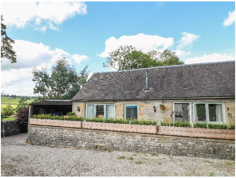 The Old Cow Shed a holiday cottage rental for 2 in Alstonefield,