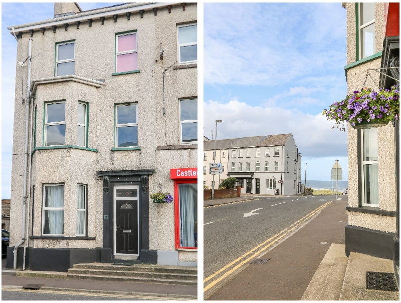 Beachside and Golf Apartment a holiday cottage rental for 4 in Castlerock,