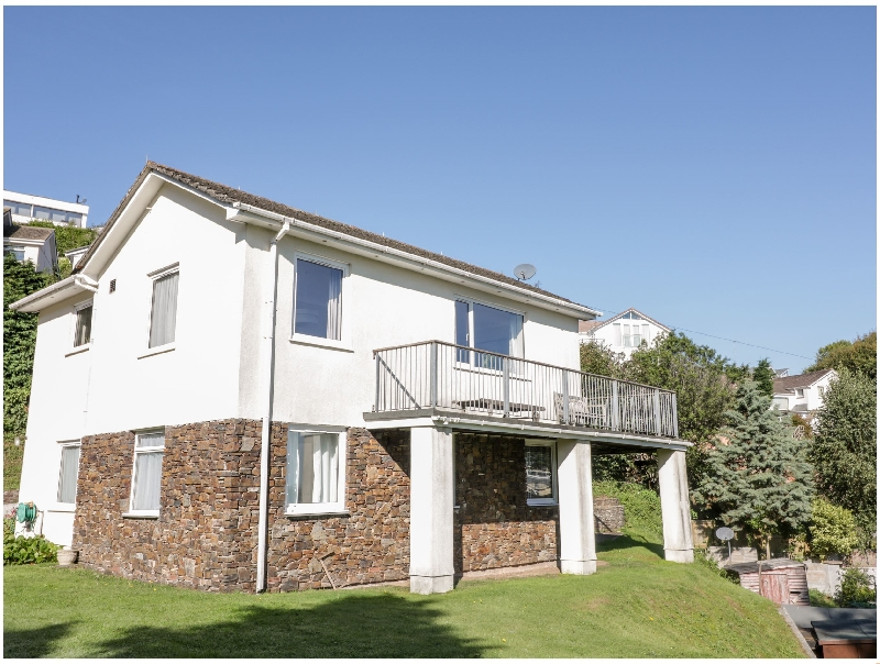 Mallards a holiday cottage rental for 6 in Salcombe,