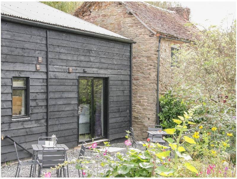 The Pig Shed- Sty 1 a holiday cottage rental for 2 in Tenbury Wells,