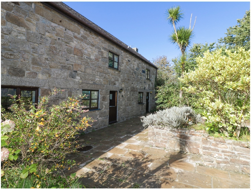 Valley Cottage a holiday cottage rental for 6 in Gulval,