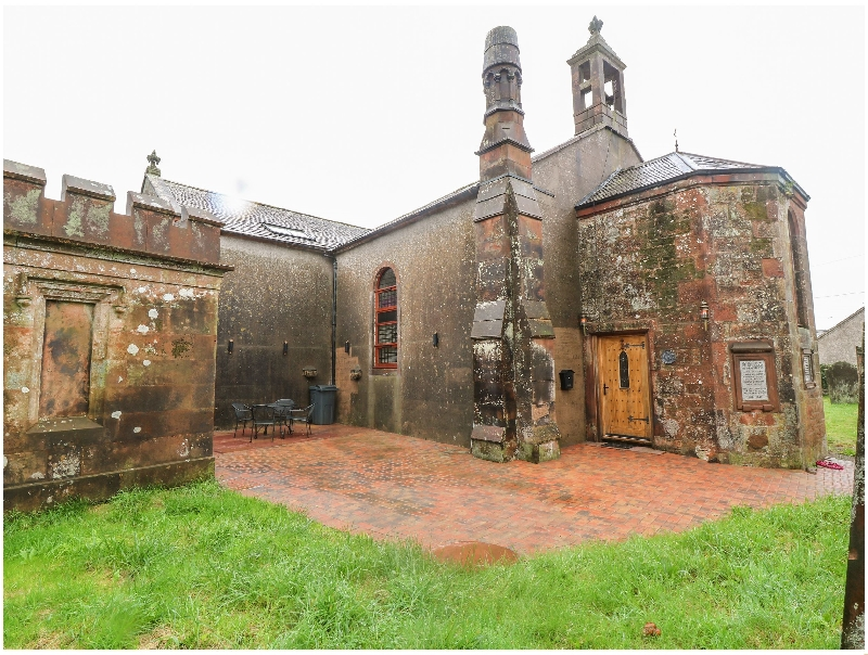 Cummertrees Church a holiday cottage rental for 10 in Annan,