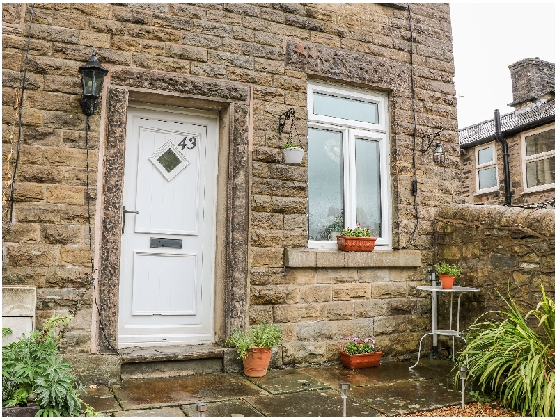 Details about a cottage Holiday at 43 Macclesfield Road