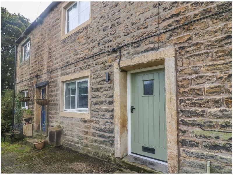 5 Bank Cottage a holiday cottage rental for 3 in Bentham,