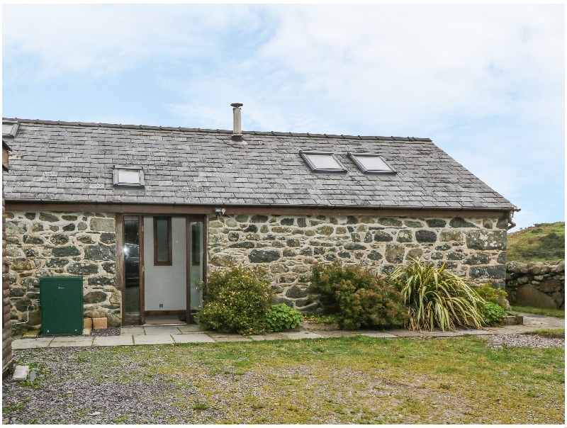 Y Beudy a holiday cottage rental for 5 in Criccieth,