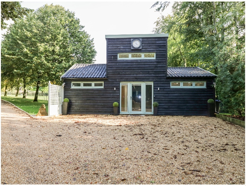 The Lodge a holiday cottage rental for 6 in Marlborough,