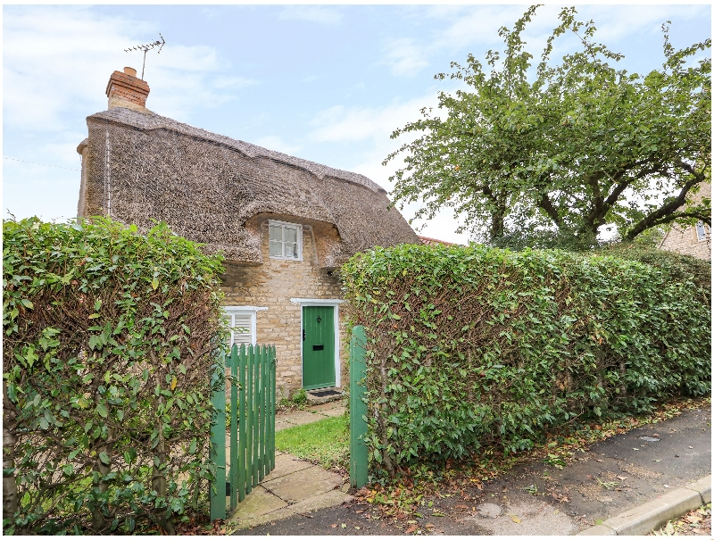 Bumble Bee a holiday cottage rental for 4 in Barrowden,