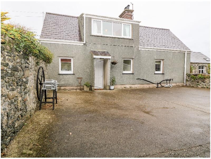 Y Bwthyn a holiday cottage rental for 4 in Pwllheli,