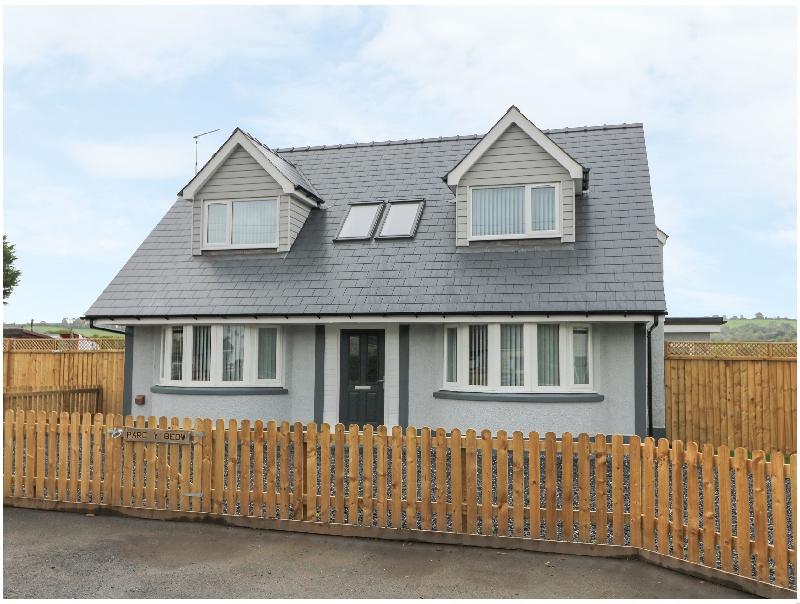 Parc Y Bedw a holiday cottage rental for 8 in Llandysul,