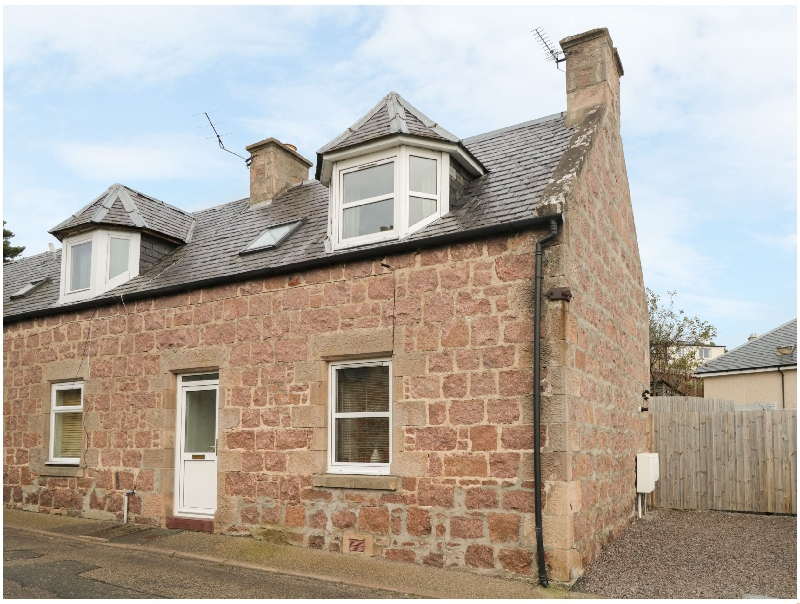 1 Boath Road a holiday cottage rental for 3 in Nairn,