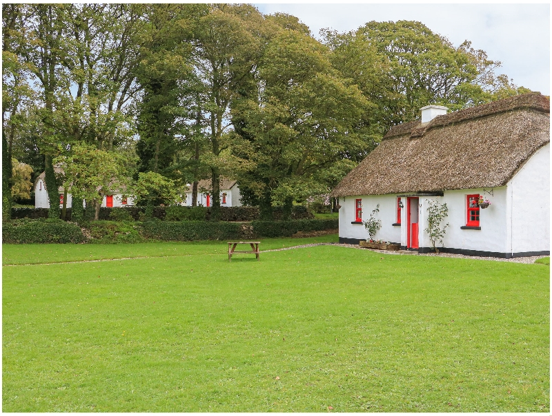 No. 7 Tipperary Thatched Cottages a holiday cottage rental for 6 in Puckane,