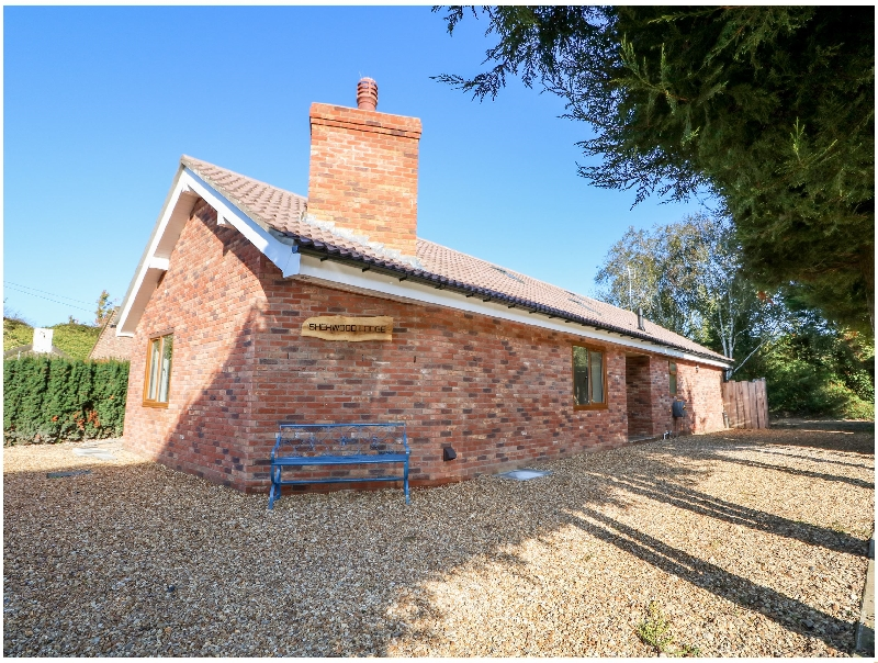 Sherwood Lodge a holiday cottage rental for 4 in Wisbech,