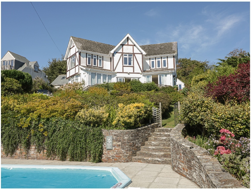 Windy Heath a holiday cottage rental for 8 in Salcombe,