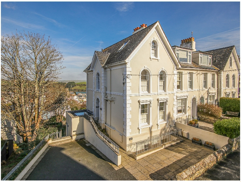 2 Albany House a holiday cottage rental for 2 in Salcombe,
