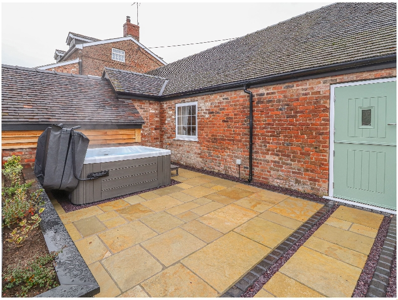 The Dairy a holiday cottage rental for 2 in Upton-By-Chester,