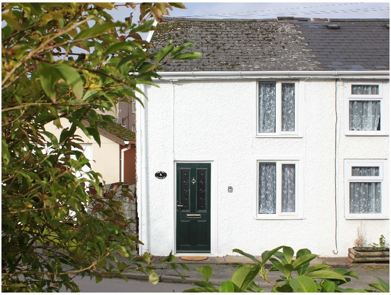4 Oakfield Cottages a holiday cottage rental for 3 in Rhayader,