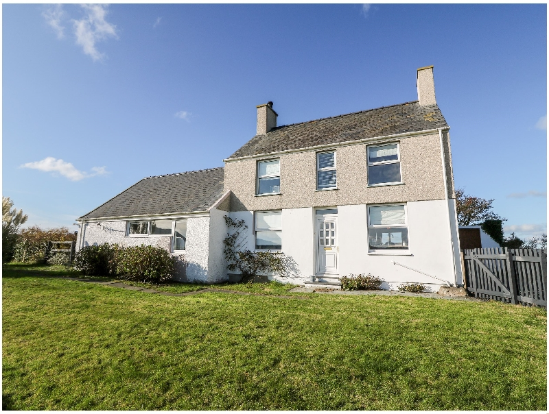 Tai'r Lon a holiday cottage rental for 8 in Morfa Nefyn,