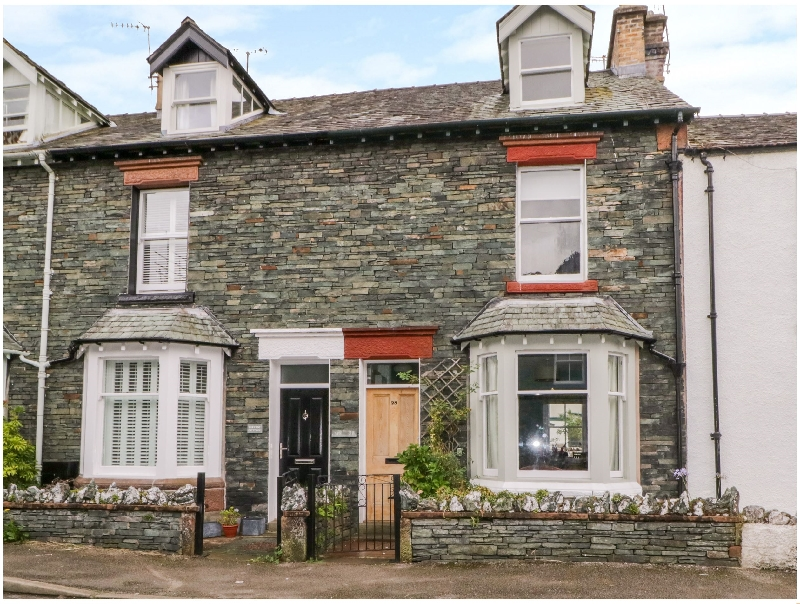La Casa a holiday cottage rental for 6 in Keswick,