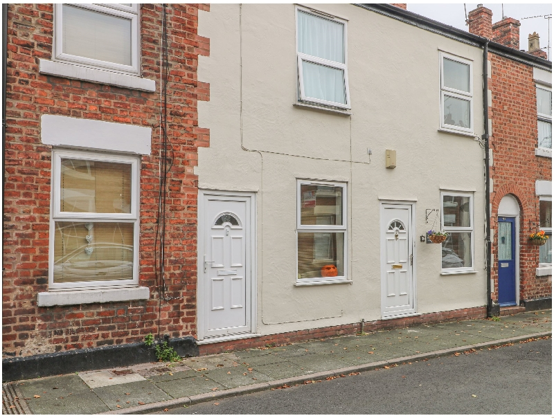 Cestrian Cottage a holiday cottage rental for 4 in Chester,