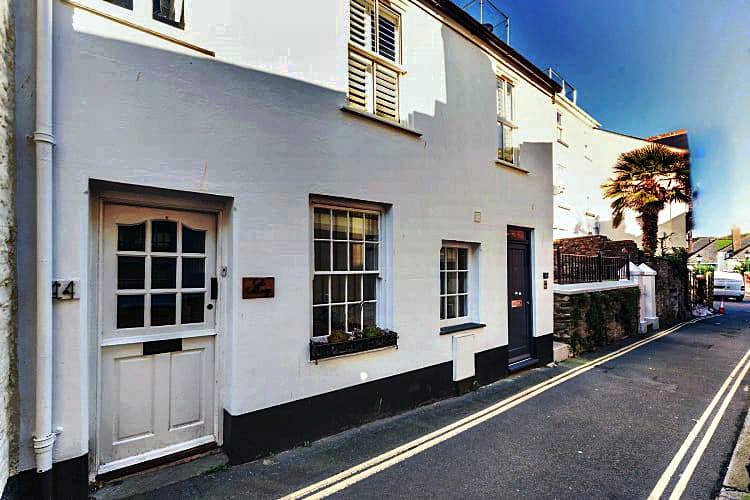 Cob Cottage (Buckley Street) a holiday cottage rental for 6 in Salcombe,